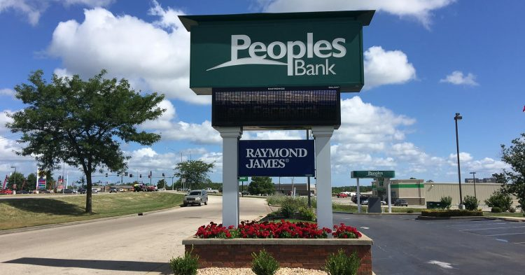 Before and After: Peoples Bank